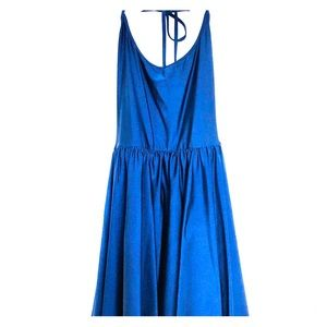 American apparel Halter Skater dress